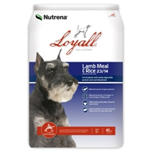Loyall Pet Food Lamb Meal & Rice Formula 23/14