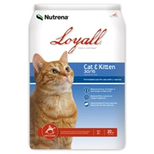 Loyall Pet Food Cat & Kitten Formula 30/15