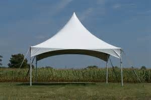 Frame Tent: 15' x 15'