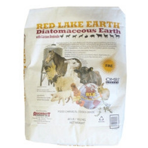 Red Lake Diatomaceous Earth 40lb.