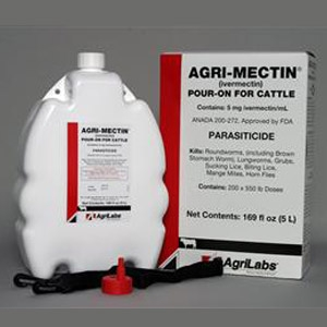 AgriLabs® Agri-Mectin® Pour On