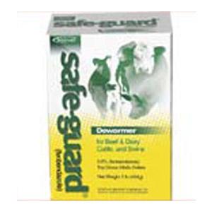 Safe-Guard® 0.5% Alfalfa Based Pellets