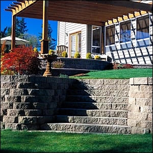 Manorstone Wall Block –Gray Only