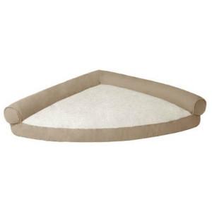 JLA Corner Bolster Pet Bed