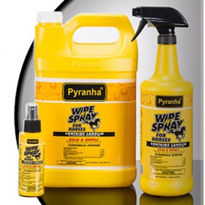 Pyranha Wipe 'N Spray™