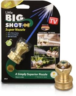 Little Big Shot Super Nozzle now $5.99