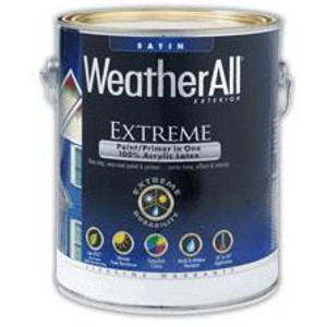 True Value, WeatherAll Extreme Paint & Primer Paint