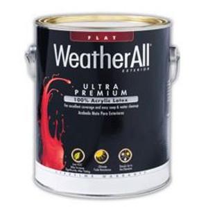 True Value, WeatherAll Ultra Premium Acrylic Latex Exterior Paint