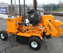 Stump Grinder: Hydraulic 35HP Engine
