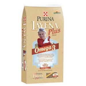 Purina® Layena® Plus Omega-3 SunFresh® Recipe
