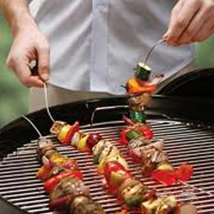 Firewire Skewers and Marinating Kits by Urban Accents