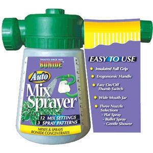 Auto Mix Hose End Sprayer