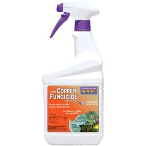 Copper Fungicide RTU