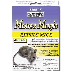 No Escape Mouse Magic 12pk