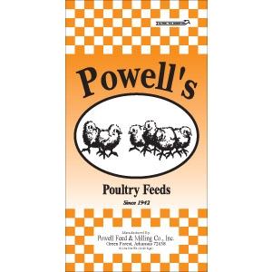 Powell's Egg Pellets