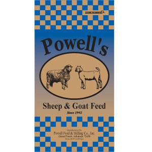 Powell's Goat & Sheep Pellets
