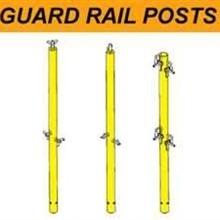 Guard rail posts