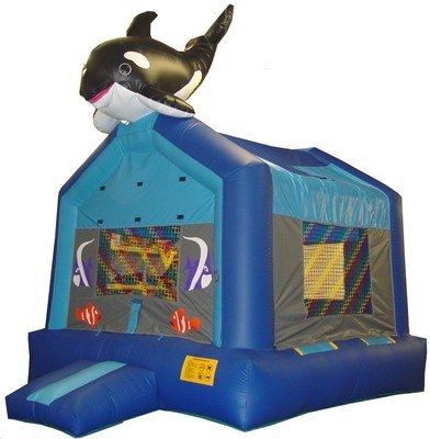 SeaWorld Bounce House