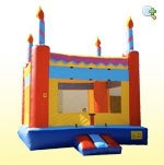 Birthday Castle Inflatable