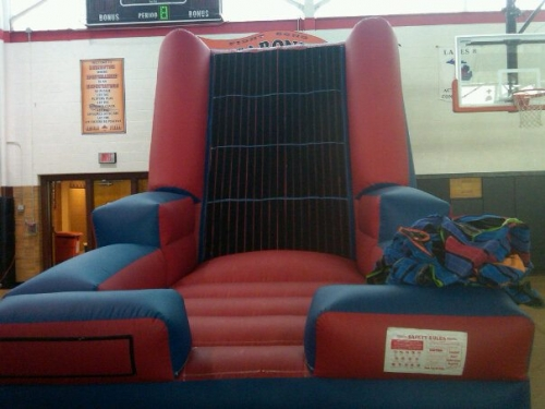 Velcro Spiderweb Wall Inflatable