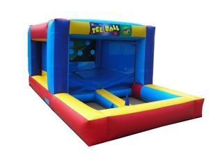 Tee Ball Inflatable Game