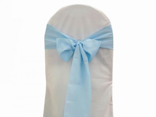 Chair Sash - Light Blue