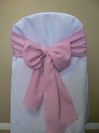Chair Sash - Light Pink