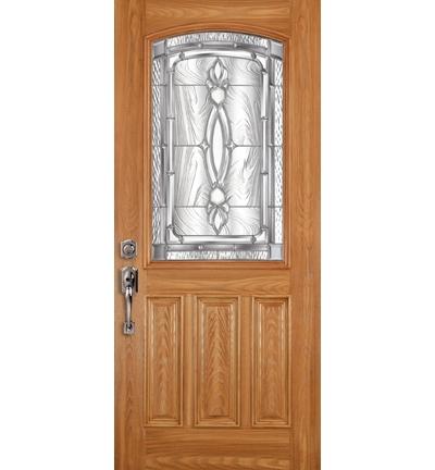 Barrington Fiberglass Entrance Door