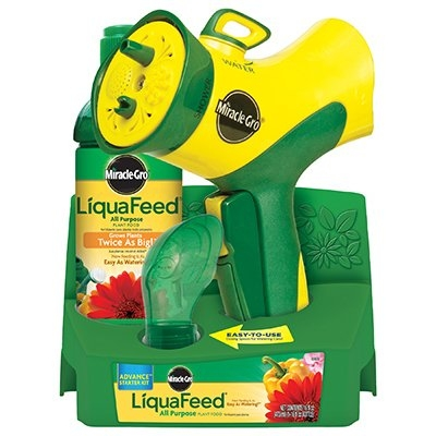 Liquafeed Plant Food Advance Starter Kit