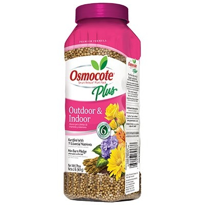 Osmocote Plus Outdoor & Indoor Plant Food, 2-lbs.