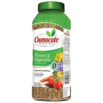 Osmocote Flower & Vegetable Plant Food, 2-Lbs.