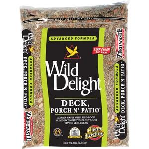 Wild Delight® Deck, Porch N' Patio® Bird Seed