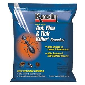 KnockOut Ant, Flea & Tick Killer II Granules