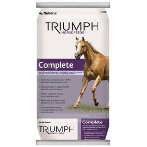 Triumph, Complete Horse Feed