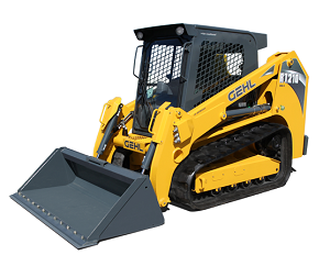 RT210 Enclosed Track Loader