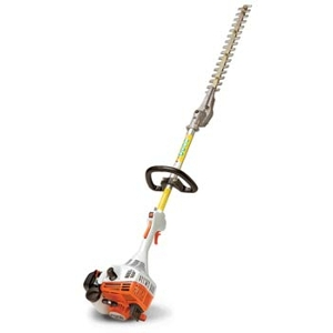 Hedge Trimmer with extension