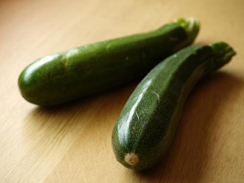 Locally Grown Zucchini
