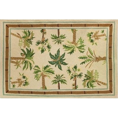 Palms & BambooJellybean rug