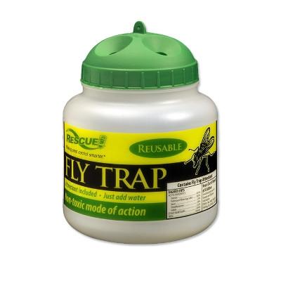 Rescue! Reusable Fly Trap