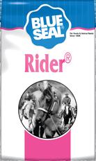 Rider Horse Feed