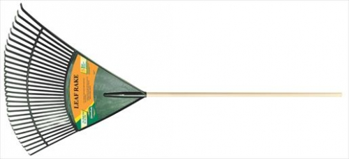 30-in Poly Leaf Rake