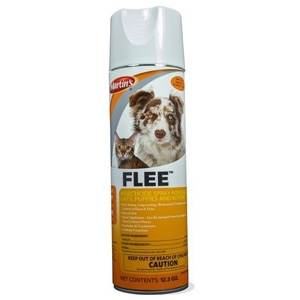 Martin's Flee Spray for Dogs & Cats