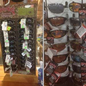 Strike King® Optics Polarized Sun Glasses