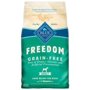 BLUE Freedom® Grain-Free Adult Lamb Recipe