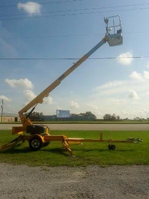 3632T Telescopic Boom Lift