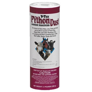 PYthon® Livestock Insecticide Dust