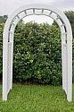 PlymouthWhite Trellis / Arch
