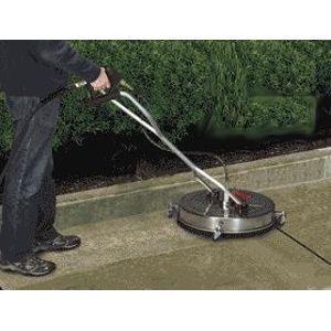 Surface Cleaner Pressure Washer with Concrete Attachment