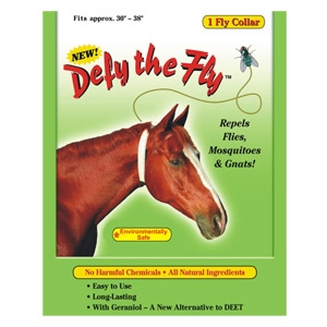 Defy The Fly™ Collar for Horses