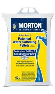 50¢ Off A 50lb Bag of Morton Solar Pellets